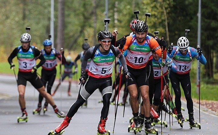 Чемпионат России по летнему биатлону
