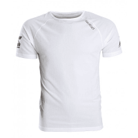 SkiGo Tempo Technical Tee White