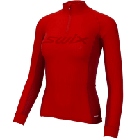 Термобелье SWIX RaceX Bodywear Red Wmn