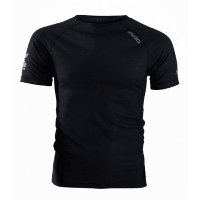 SkiGo Tempo Technical Tee Black