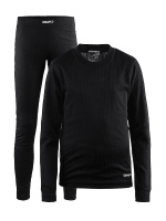 CRAFT Baselayer Black JR