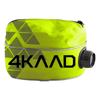 "Фляга ""4KAAD"" Thermo belt yellow"