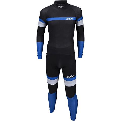 Комбинезон SWIX Focus 2-pcs Skisuit Man в магазине Sport-Nordic.ru.