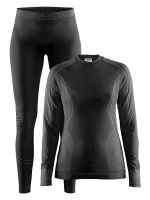 CRAFT Baselayer Seamless Zone Set Wmn