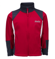 SWIX Steady Red JR