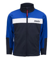 SWIX Steady Blue JR
