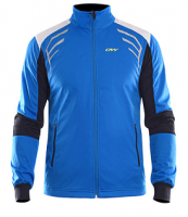 OW Empower Softshell Blue JR