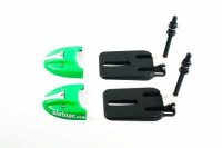 "Крепления ""Slatnar"" Junior Set green"